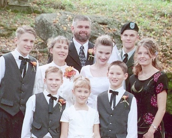 candace's wedding