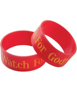 watch for God