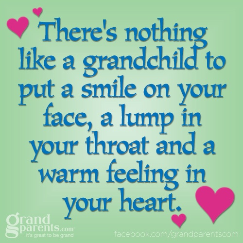 nothing like a grandchild