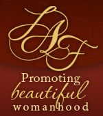 promoting beautiful womanhood