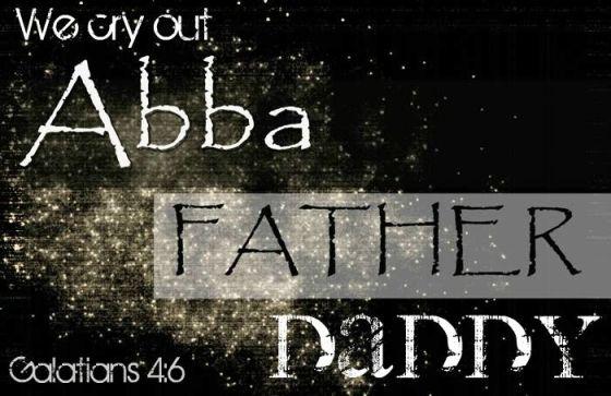 Abba, Daddy